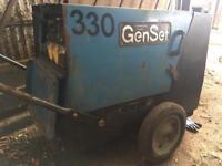 GenSet generator