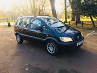 ZAFIRA 7 SEATER FAMILY RUNNER/EXCELLENT CONDITION/1 LADY OWNER/NEW TIMING BELT + PUMP/FUL SERVICE