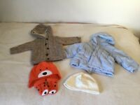 Bundle of baby boys clothes 6-9 months (winter)