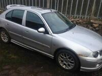MG ZR SELL COMPLETE OR BREAKING FOR PARTS or swaps