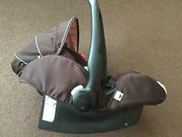 Recaro young profi WITH ISOFIX