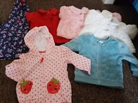 Bundle of girls clothes all Size 6-9mnths