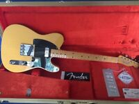 Fender Telecaster: USA American Vintage Hot Rod, 2011 - CHEAPEST AMERICAN VINTAGE TELE IN THE UK