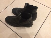 Short riding boots size 5.5 (39)