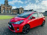 2016 Toyota Yaris Design Hybrid VVt iCVT, 75BHP, 13,000 MILES, 12 months MOT*, 4 Stamps in S/H* P