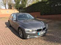 BMW 320d 2014 (14) Grey Auto Full BMW Service History