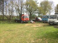 Vehicle storage ,van,car,truck,trailer other goods in Maidstone kent