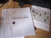 floureon H265 DIGITAL VIDEO RECORDER and CCTV kit 5 CAMERAS