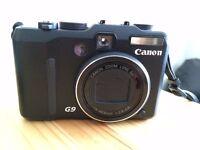 Canon Powershot G9 Great camera - SOLD