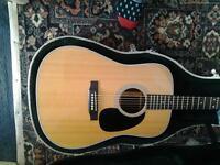 Martin D - 28 Acoustic Guitar