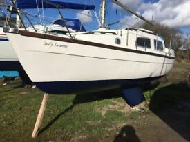Leisure 23 Sailing Boat. Ideal for First Boat