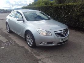 2012 Vauxhall Insignia 1.8i Exclusive 1 year MOT Service History 83400 miles PRICE REDUCED!!