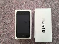 iPhone 4s 8gb Very Good Condition Unlocked Any Network-Black