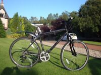 Cube Town Traveller Line Hybrid Bicycle (free local delivery)
