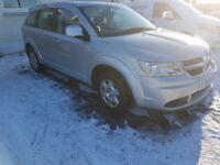 Dodge Journey 7 seater for sale 11 months MOT