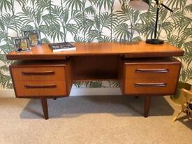 G Plan Mid-Century Floating Desk