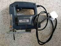 Electric jigg saw