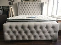 Brand New KESWICK bed DIVAN Beds Available in all Sizes and colours