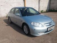 HONDA CIVIC IMA 1.3 HYBRID VETEC -£30 Road TAX (PETROL+ELECTRIC) FULL MOT
