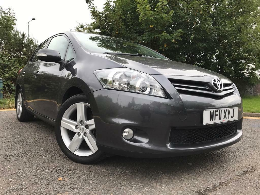 TOYOTA AURIS 1.6 SR MANUAL WITH ONLY 41K MILLAGE FULL SERVICE HISTORY