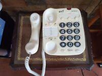 Big button phone.