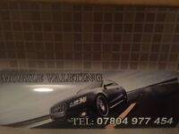 Mobile car valeting MON + FRI special offer MAY SPECIAL OFFER