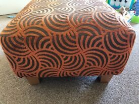 Foot stool from Next