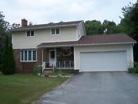 4 Bedroom House on large corner lot in quiet subdivision.