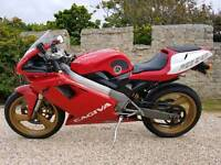 Cagiva mito 125 evo 11 months mot very fast rs dt rg tzr rd