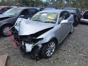 WRECKING 2010 LEXUS iS250 FRONT DAMAGED CALL US FOR MORE INFO Willawong Brisbane South West Preview