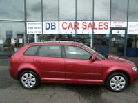 SERVICE HISTORY! 2009 58 AUDI A3 1.6 MPI 5D 101 BHP**** GUARANTEED FINANCE **** PART EX WELCOME ****