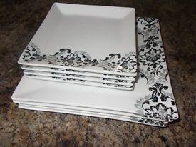 Dinner & Side Plates