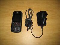 Classic Motorola C261 Mobile Phone.