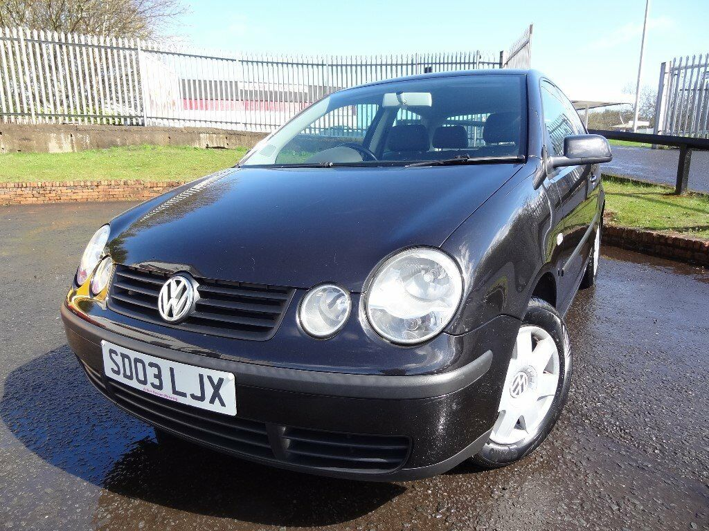 2003 Vw Polo 14 Excellent Condition And Mot April 2019 Timing Belt On Saab Change