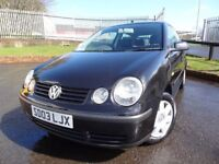 2003 VW Polo 1.4 - Excellent Condition and MOT April 2019, Timing Belt Change