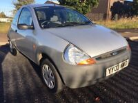 2003 FORD KA 1.3 3 DR HATCHBACK BEAUTIFUL CONDITION