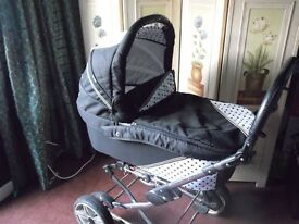 babystyle zing pram,pushchair carseat and extras