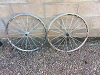 Mavic ksyrium sl wheel set