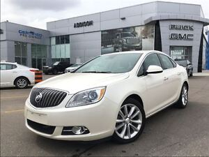2014 Buick Verano Leather Package Navigation