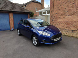 64 Plate Ford Fiesta Zetec, 1.25l - Great Condition, Low Mileage