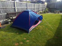 Footpath Outdoor pursuits tent