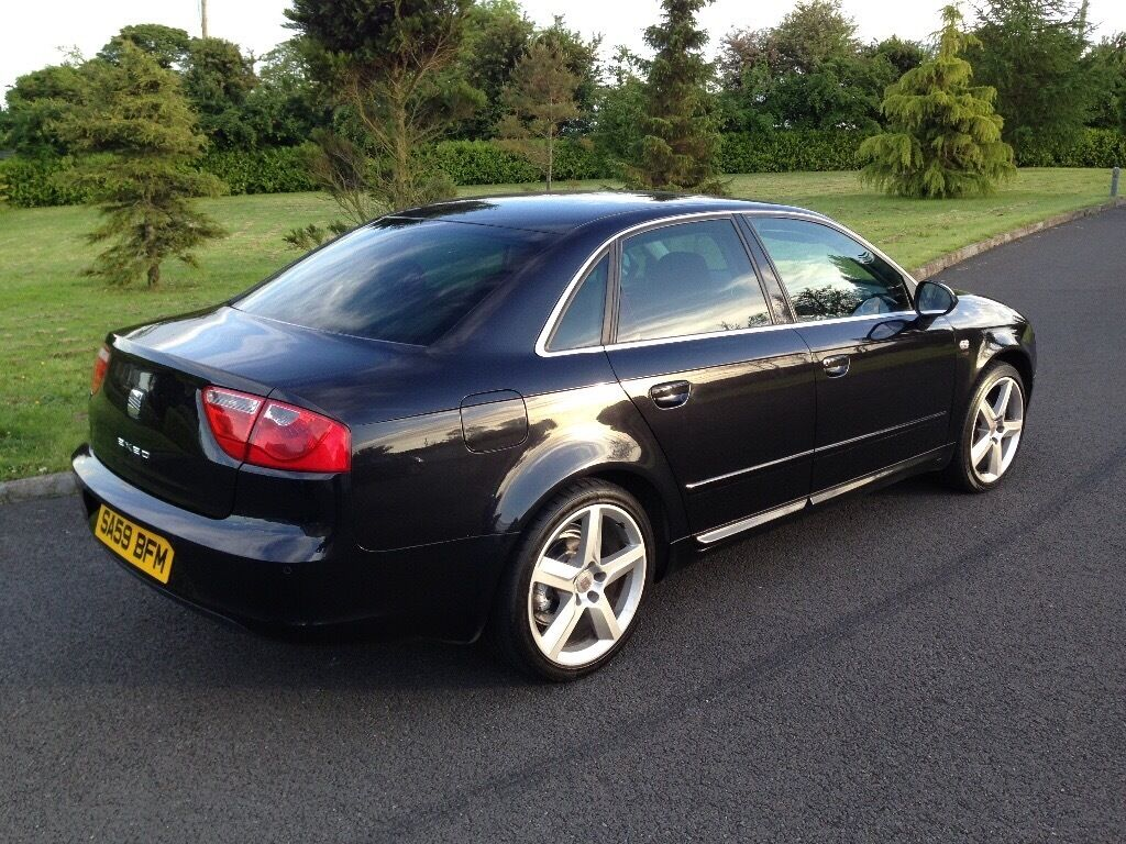 seat exeo sport 2 0 cr tdi 2009 in belfast city centre belfast gumtree. Black Bedroom Furniture Sets. Home Design Ideas