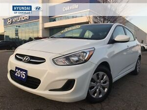2015 Hyundai Accent GL | A/T | POWER OPTION | HEATED SEAT | NO A