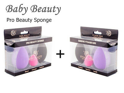 Blender Latex Free Makeup Foundation Sponge by Baby Beauty