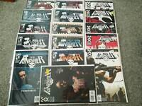 16 The Punisher Comics Marvel Knights & Max