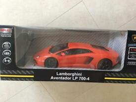 Lamborghini Remote Control Car BNIB