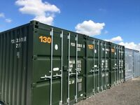 STORAGE CONTAINERS TO RENT - ROCHDALE - HEYWOOD - BURY - 24/7 access from as low as £16 per week