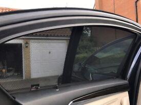 BMW 5 Series (F10 model) Rear Sunblinds