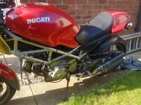 *BARGAIN* DUCATI MONSTER 620IE