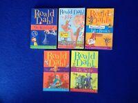 Roald Dahl Classic Story Books